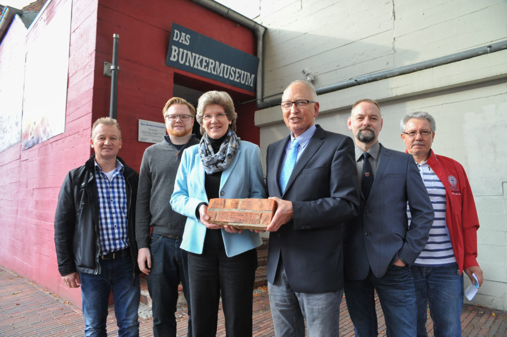 Ziegelstein Bunkermuseum Ziegelstein Krieg Kriegsgefangener Ziegelstein